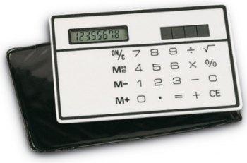 Калькулятор на солнечных батареях может работать всегда и везде, где есть свет