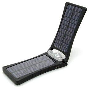 Внешняя солнечная батарея для питания мобильных телефонов и других компактных устройств