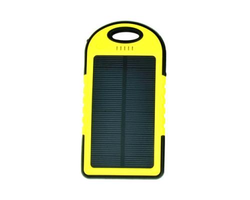 """Зарядное уст-во на солнечных батареях """"Sun-Battery SC-10"""" желтая"""