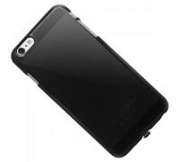 Ресивер - приемник Qi чехол беспроводной зарядки для телефона Apple iPhone 6 plus (черный)