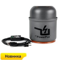 """Термоэектрический котелок-зарядка """"PowerPot"""""""