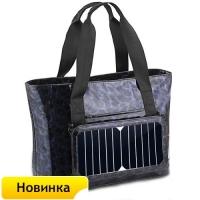 """Вместительная сумка с солнечной батареей для ноутбуков """"SolarBag SB-360"""""""