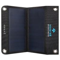 """Солнечная панель с аккумулятором для зарядки телефонов """"SolarBattery 12W"""""""